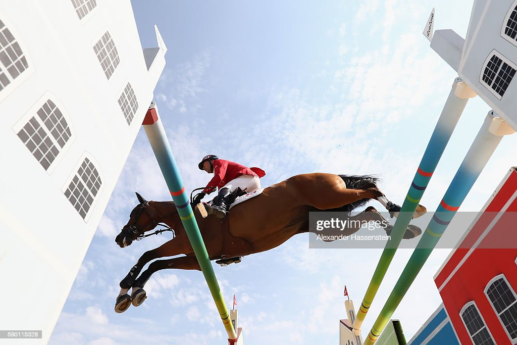 Equestrian - Olympics: Day 11