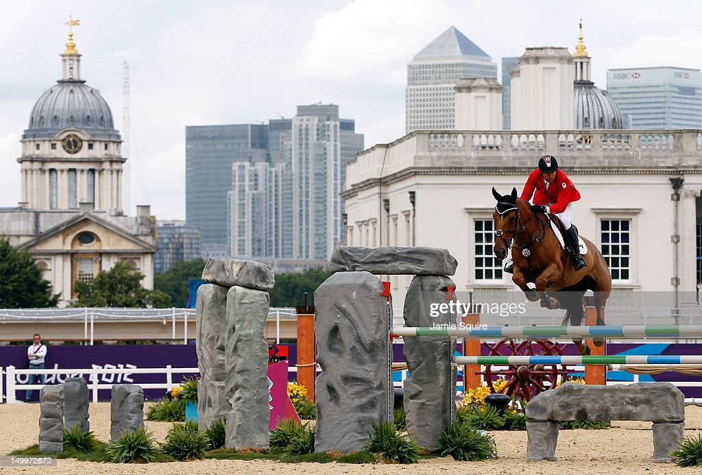 Olympics Day 12 - Equestrian