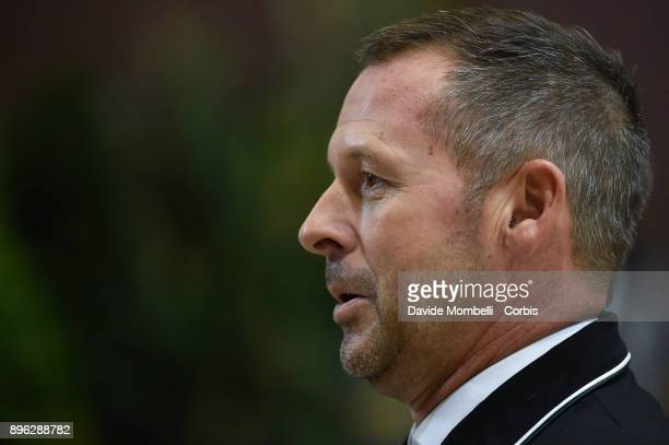 Eric LAMAZE of Canada riding Fine Lady 5 during 17th Rolex IJRC Top 10 Final International Jumping Competition 1m 60 two rounds 1st and 2nd Round...