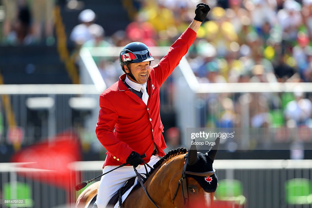 Equestrian - Olympics: Day 12