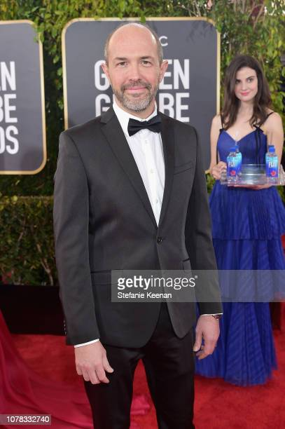 Eric Lange attends FIJI Water at the 76th Annual Golden Globe Awards on January 6 2019 at the Beverly Hilton in Los Angeles California