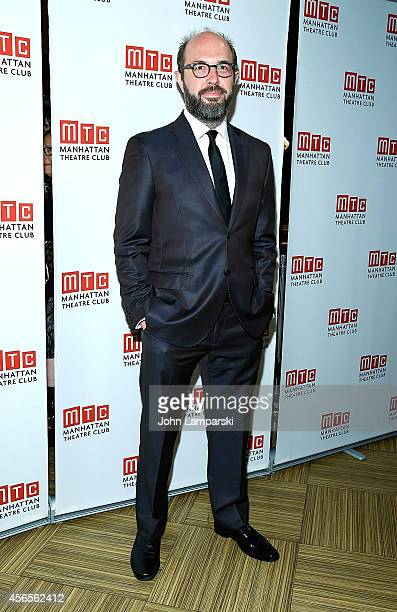 Eric Lange attends 'The Country House' Opening Night After Party> at Hard Rock Cafe Times Square on October 2 2014 in New York City