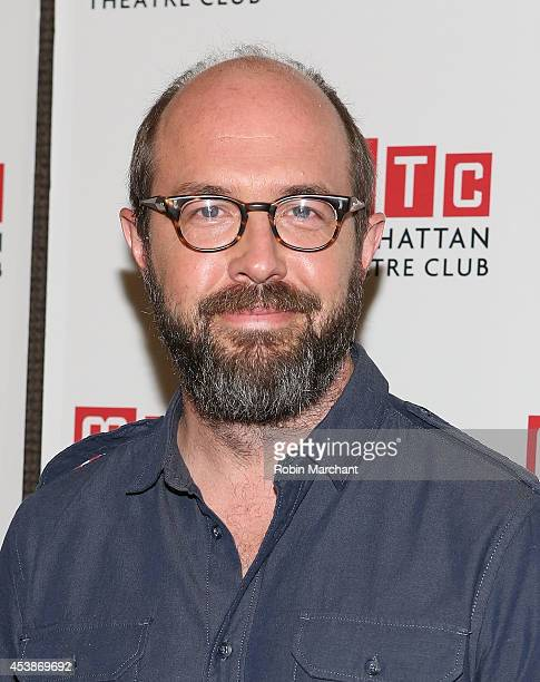 Eric Lange attends the 'The Country House' Cast Photocall at Manhattan Theatre Club Rehearsal Studios on August 20 2014 in New York City