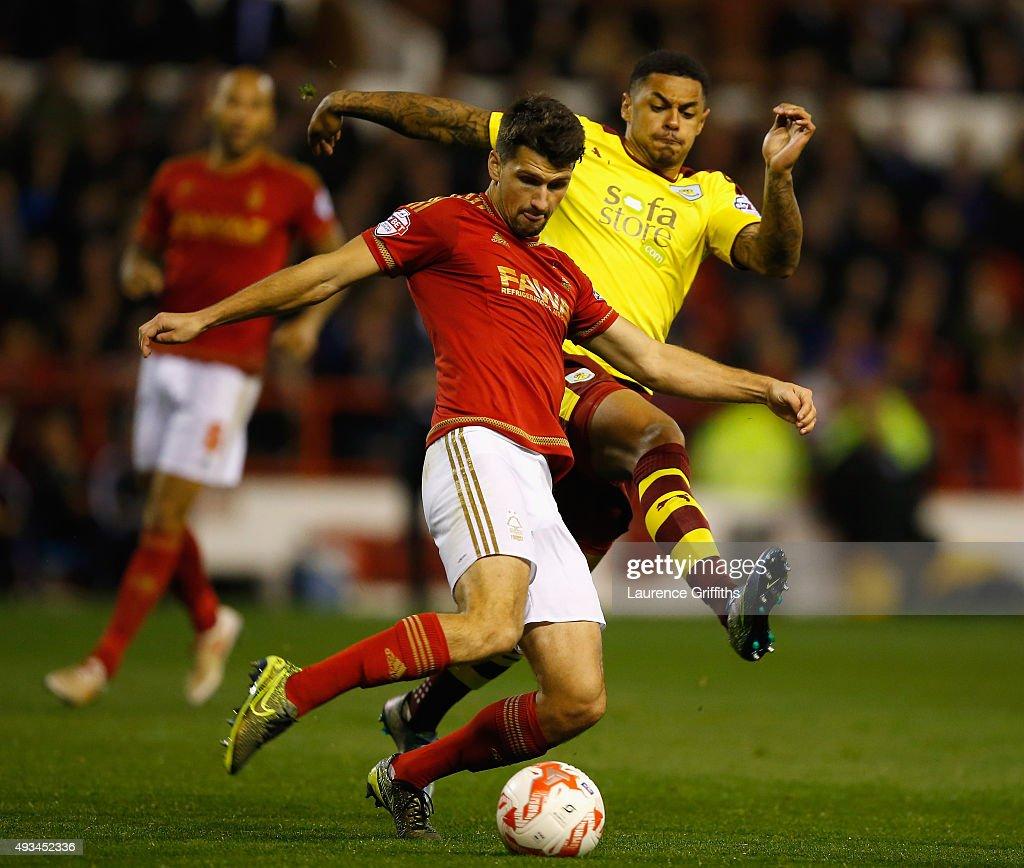 Nottingham Forest v Burnley - Sky Bet Championship : News Photo