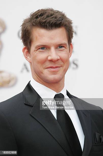 Eric Mabius and Ivy Sherman during 2007 Monte Carlo Television Festival Closing Ceremony Gold Nymph Awards Arrivals at Grimaldi Forum in Monte Carlo...