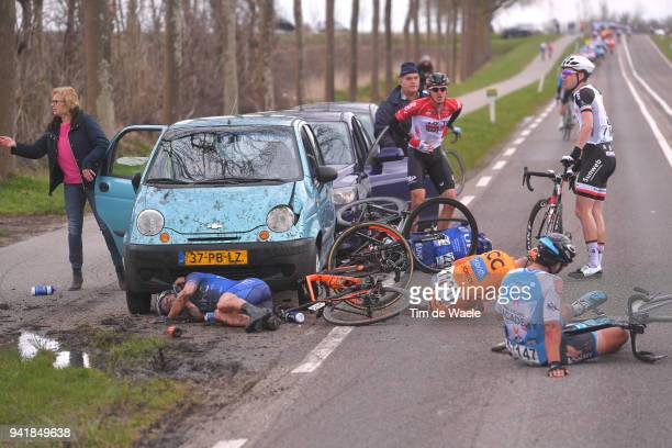 Eric Marcotte of The United States and Unitedhealthcare Pro Cycling Team / Carlos Eduardo Alzate of Colombia and Unitedhealthcare Pro Cycling Team /...
