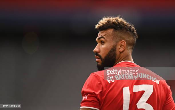 Eric Maxim ChoupoMoting during the German Bundesliga soccer match between FC Bayern Munich and Eintracht Frankfurt in Munich Germany 24 October 2020