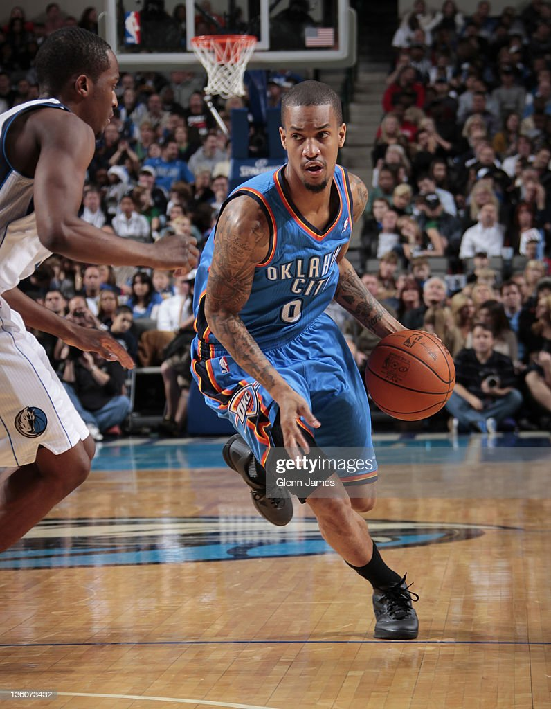 Oklahoma City Thunder v Dallas Mavericks