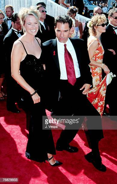Eric McCormack and wife Janet Holden