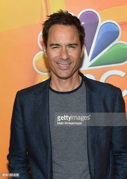 Eric McCormack at the NBCUniversal Summer TCA Press Tour at The Beverly Hilton Hotel on August 3 2017 in Beverly Hills California