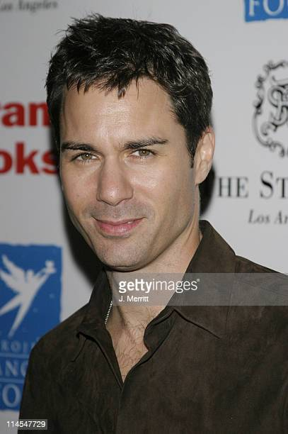 """Eric McCormack during Benefit Book Launch For Sandra Lee's """"Semi-Homemade Dessert's"""" at The St. Regis Hotel in Los Angeles, California, United States."""