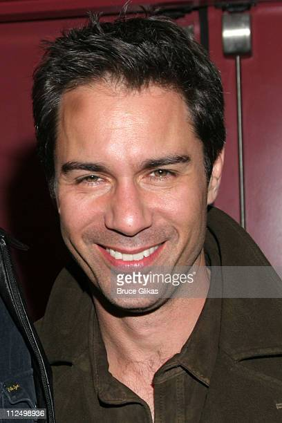 Eric McCormack during Eric McCormack Visits his 'Will and Grace' Boyfriend at 'Hurlyburly' at 37 Arts Theater in New York City New York United States