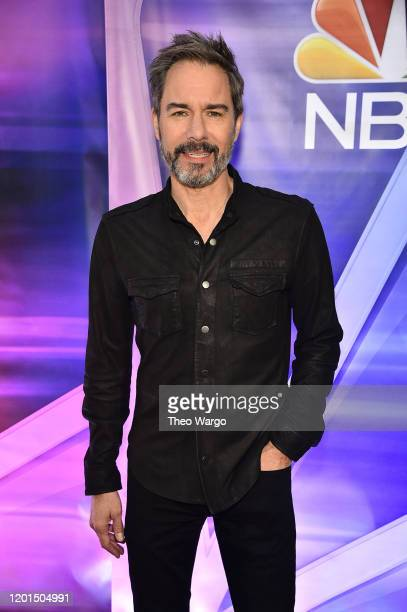 """Eric McCormack from """"Will & Grace"""" attends the NBC Midseason New York Press Junket at Four Seasons Hotel New York on January 23, 2020 in New York..."""