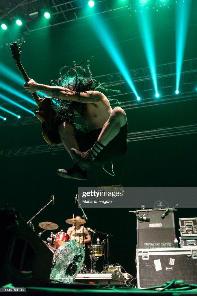 ESP: Punk in Drublic Festival In Madrid