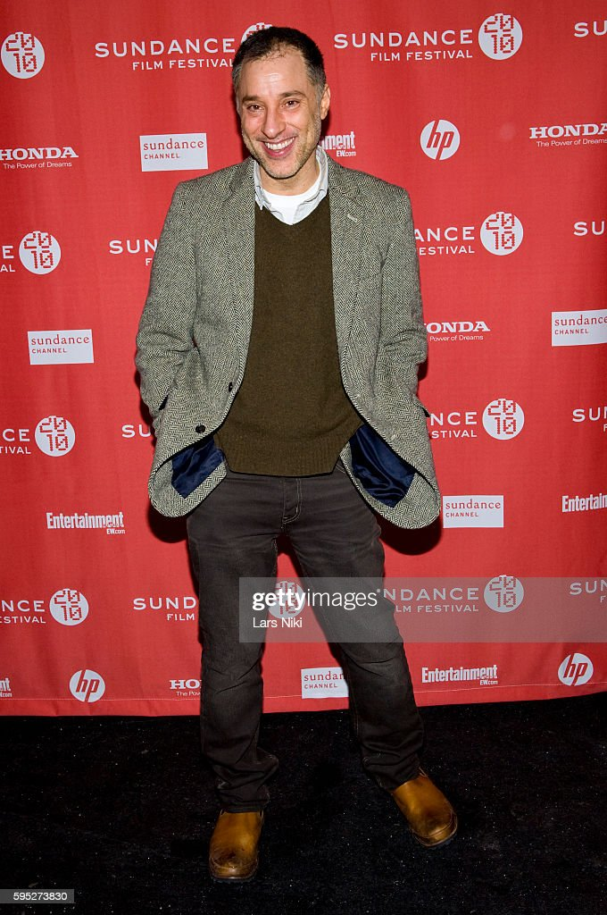 Eric Mendelsohn Attends The U00273 Backyardsu0027 Premiere During The 2010 Sundance  Film Festival At