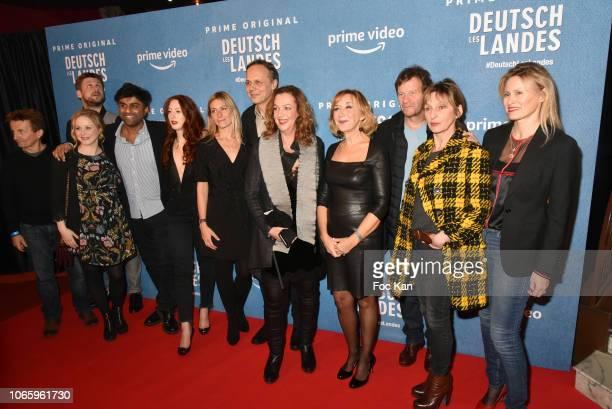 Eric MetayerJasmin Schwiers actor Roxane Duran actress director/screenwriter Denis Dercourt director Annette Ernst MarieAnne Chazel Philippe Lelievre...