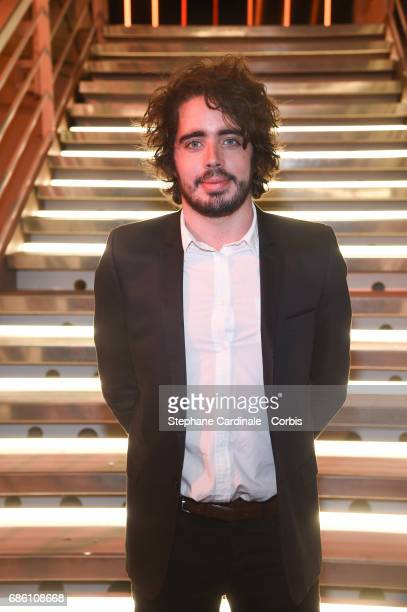 Eric Metzger attends the Orange Cine Party during the 70th annual Cannes Film Festival at Palais des Festivals on May 20 2017 in Cannes France