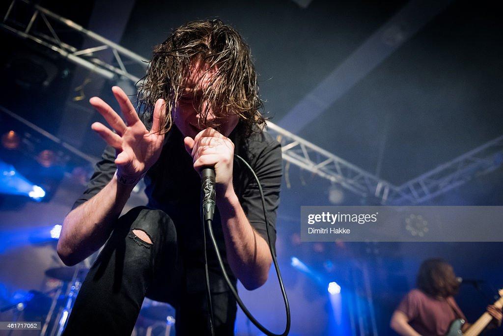 Eurosonic Festival 2015 In Groningen - Day 2 : News Photo