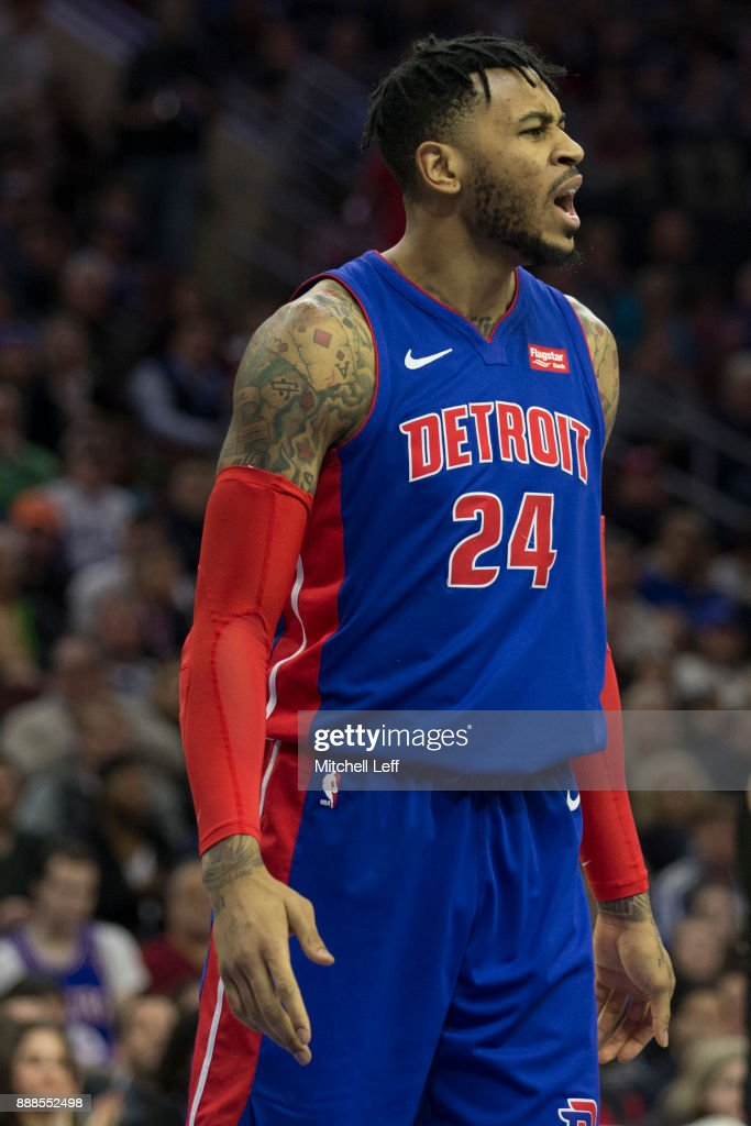 Detroit Pistons v Philadelphia 76ers