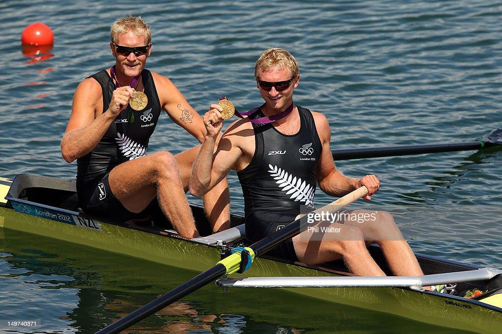 Olympics Day 7 - Rowing : News Photo