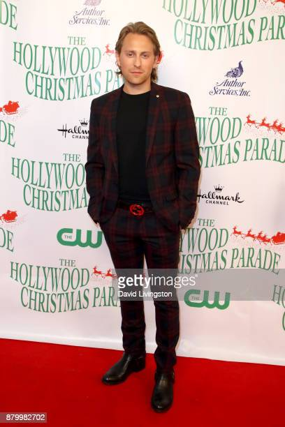 Eric Nelsen at 86th Annual Hollywood Christmas Parade on November 26 2017 in Hollywood California