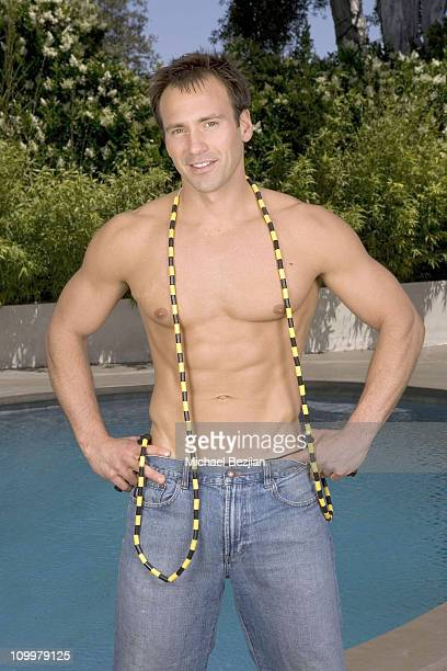 Eric Nies during 2006 Sexiest Men and Women of Reality TV Calendar Shoot Day 3 at Private Residence in Los Angeles California United States