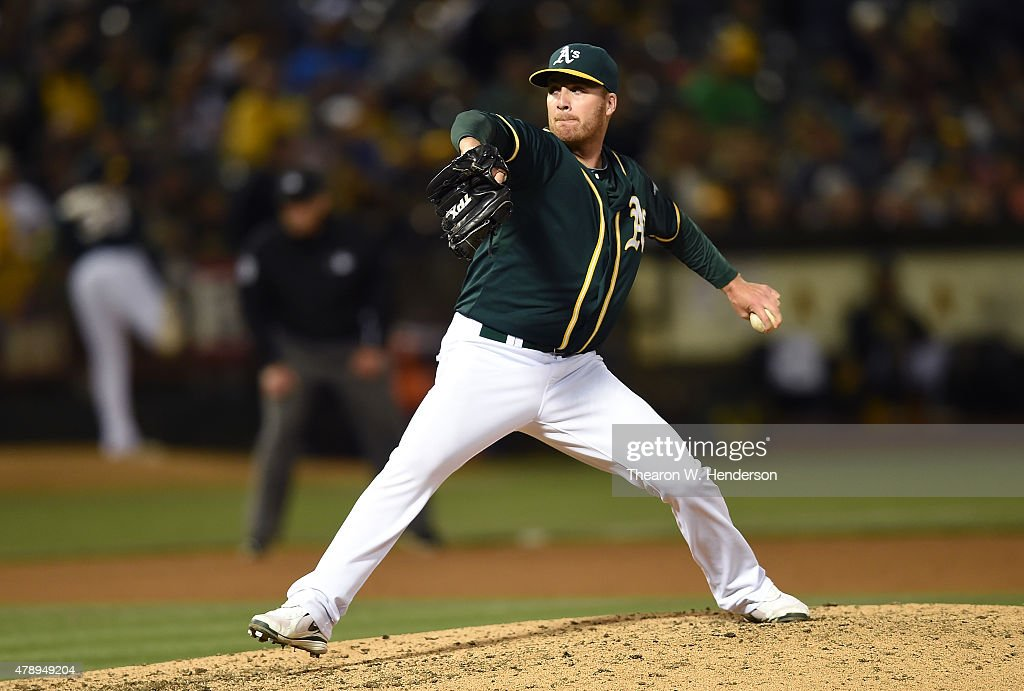 Kansas City Royals v Oakland Athletics : ニュース写真