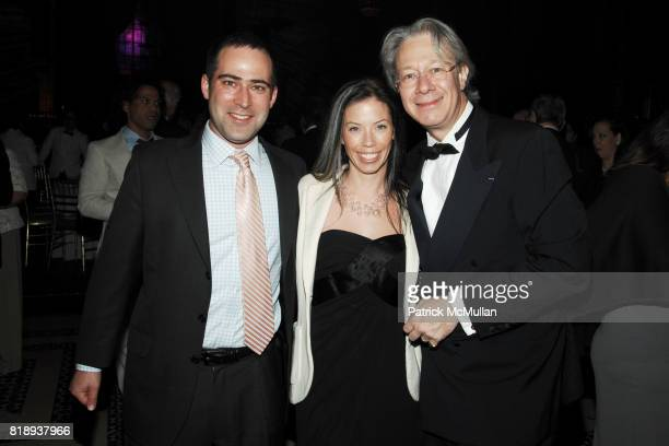 Eric Olnay Emily Feinstein and Julian Zugazagoitia attend EL MUSEO'S 2010 Annual Gala at Cipriani 42nd Street on May 27th 2010 in New York City
