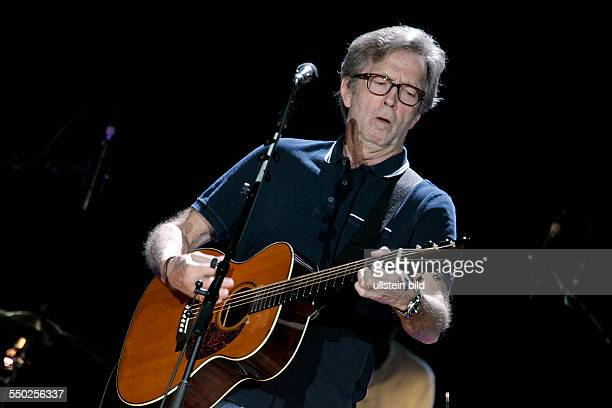 Eric Patrick Clapton CBE 'Old Sock'TourArena Oberhausen