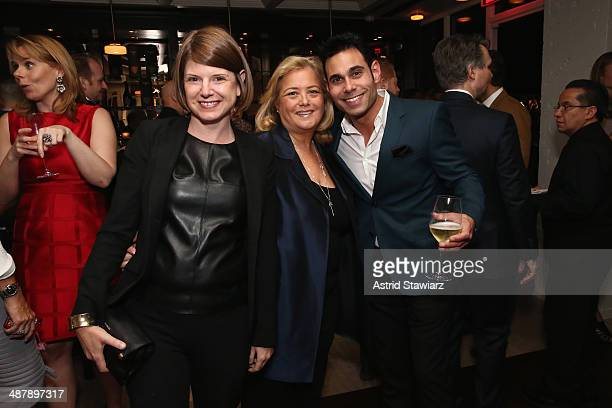 Eric Podwall attends the Dom Perignon and Eric Podwall celebration of the evening before The White House Correspondents' Dinner at Fiola Mare on May...