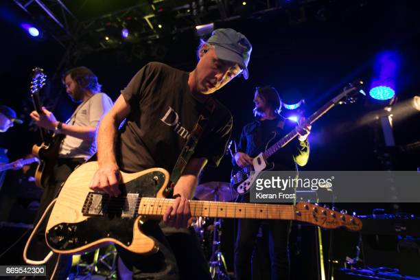 Eric Pulido and Fran Healy of BNQT performs live at The Button Factory on November 2 2017 in Dublin Ireland