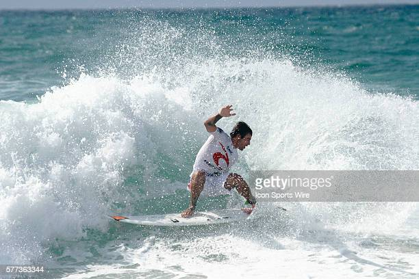 Eric Rebiere during Rip Curl Pro France 08