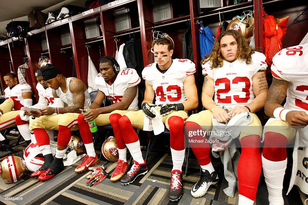 San Francisco 49ers  v New Orleans Saints