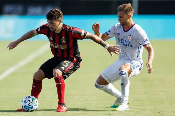 FL: Atlanta United FC v FC Cincinnati - MLS Is Back Tournament