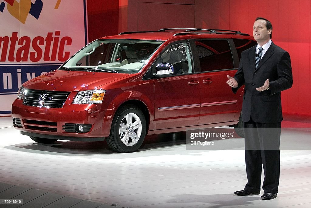 Ridenour Auto Group >> Eric Ridenour, COO of Chrysler Group, talks about the new ...