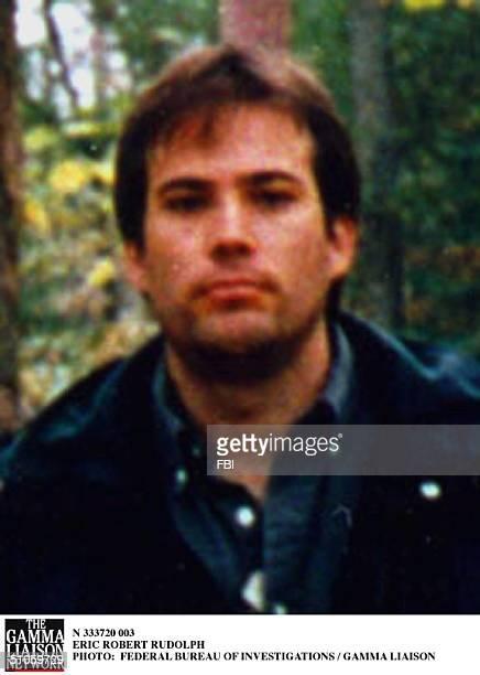 Eric Robert Rudolph Photo: Federal Bureau Of Investigations / Gamma Liaison