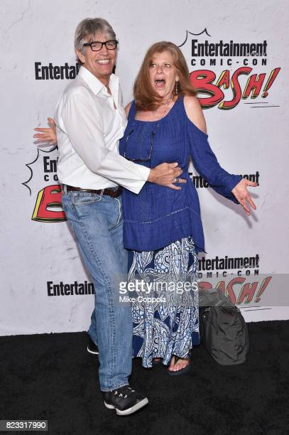 Eric Roberts and Eliza Roberts at Entertainment Weekly's annual ComicCon party in celebration of ComicCon 2017 at Float at Hard Rock Hotel San Diego...