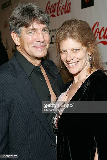 Eric Roberts and Eliza Roberts during Gridlock New Year's Eve 2007 at Paramount Studios Hosted by Carmen Electra with a Live Performance by The...