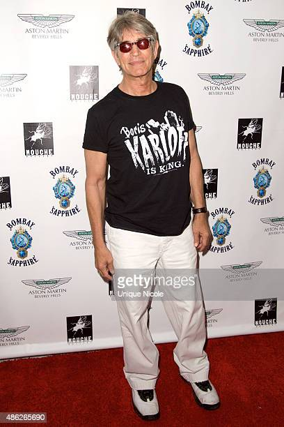 Eric Roberts arrives at the VIP opening reception for DisEase an evening of fine art with Billy Morrison at Mouche Gallery on September 2 2015 in...