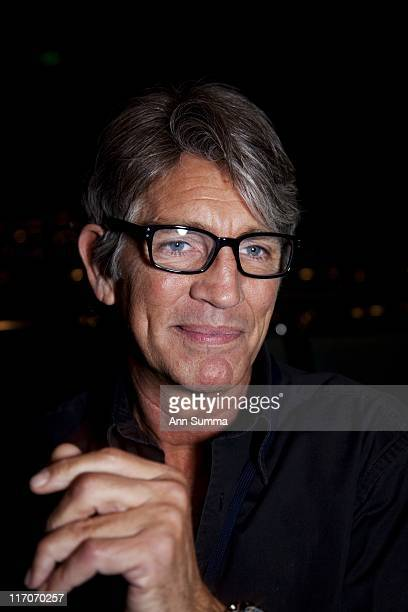 Eric Roberts at the LA Convention Center during the Reality Rocks reality show convention on April 10 2011 in Los Angeles California