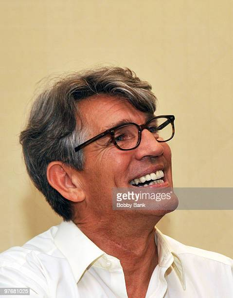 Eric Roberts attends the 14th MonsterMania Con at the NJ Crowne Plaza Hotel on March 13 2010 in Cherry Hill New Jersey
