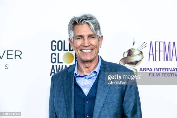 Eric Roberts attends the closing night gala of the 22nd Arpa International Film Festival at the American Legion Post 43 on November 10 2019 in Los...