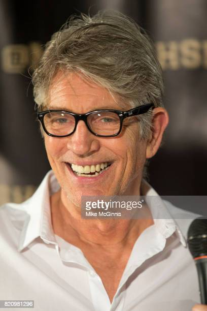 Eric Roberts attends the International SciFi Series Medinah premiere and red carpet reception at ComicCon International 2017 at The Manchester Grand...