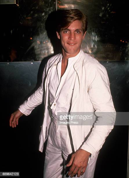 Eric Roberts circa 1984 in New York City
