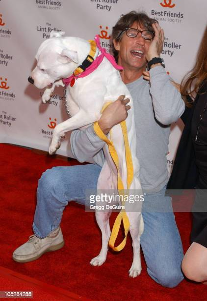 Eric Roberts during 2004 Annual Lint Roller Party at Hollywood Athletic Club in Hollywood California United States