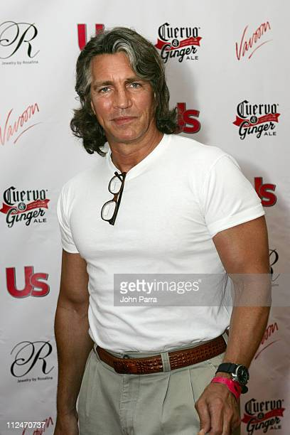 Eric Roberts during 2005 MTV VMA US Weekly Party Hosted by Cuervo Ginger Red Carpet at Sagamore Hotel in Miami Florida United States