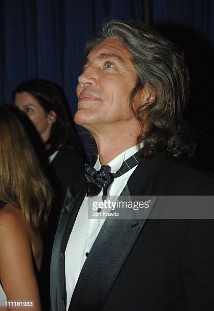 Eric Roberts during 25th Anniversary Gala for PETA and Humanitarian Awards Backstage and Audience at Paramount Studios in Hollywood California United...