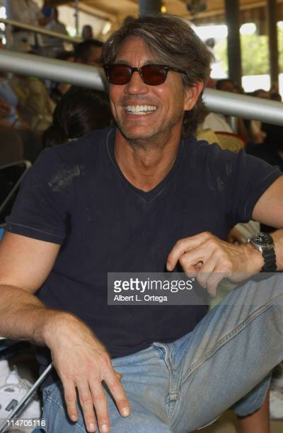 Eric Roberts during The 14th Annual Wells Fargo William Shatner Hollywood Charity Horse Show at The Los Angeles Equestrian Center in Burbank...