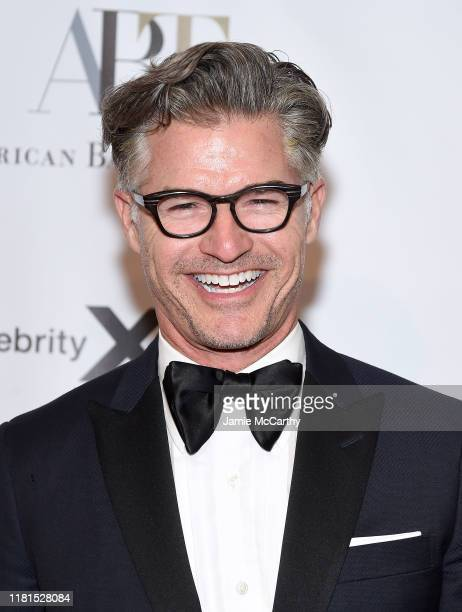 Eric Rutherford attends the American Ballet Theatre 2019 Fall Gala at David H Koch Theater at Lincoln Center on October 16 2019 in New York City