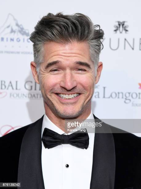 Eric Rutherford attends The Global Gift gala held at the Corinthia Hotel on November 18 2017 in London England